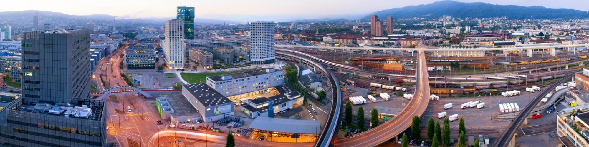 Kantonale Verwaltung Zürich