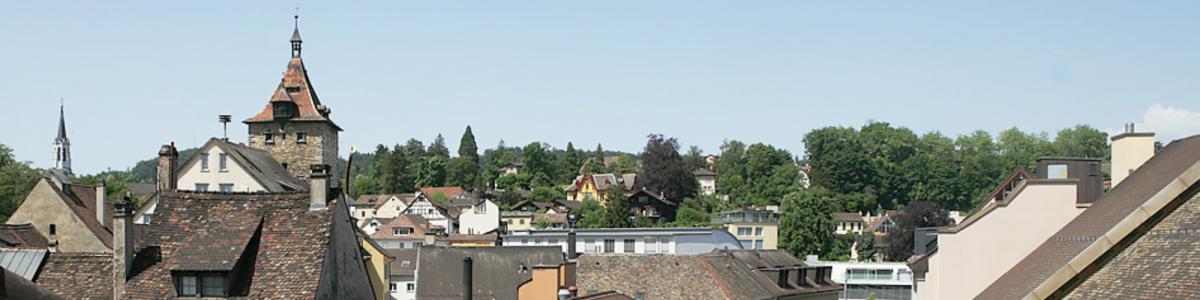 Stadt Schaffhausen cover
