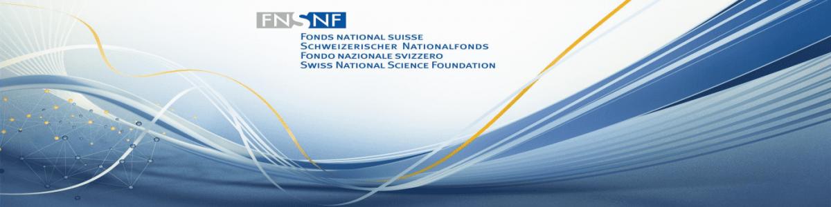 Schweizerischer Nationalfonds cover