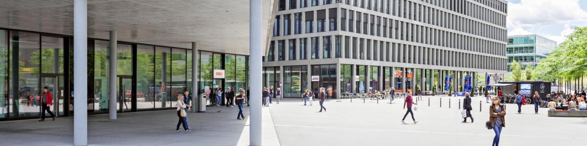 Fachhochschule Nordwestschweiz FHNW cover